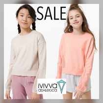 【lululemon/ivivva】大人も子供もOK /In The Now Pullover