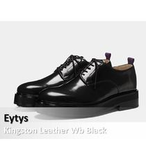 EYTYS :: Kingston Leather Wb Black ダービーシューズ