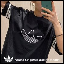 国内発送・正規品★adidas Originals★MEN'S OUTLINE TEE