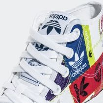 《New!超人気!》adidas☆Nizza High☆ WHITE (FX4028)
