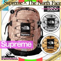 18SS /Supreme The North Face Metallic Borealis Backpack