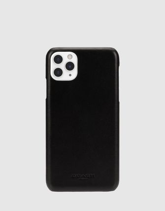 Coach iPhone・スマホケース 【COACH】Leather Slim Wrap Case for iPhone 11/11pro/11promax(2)