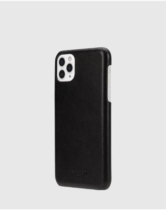 Coach iPhone・スマホケース 【COACH】Leather Slim Wrap Case for iPhone 11/11pro/11promax(5)