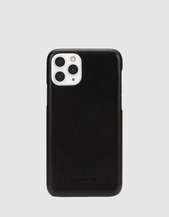 Coach iPhone・スマホケース 【COACH】Leather Slim Wrap Case for iPhone 11/11pro/11promax(6)