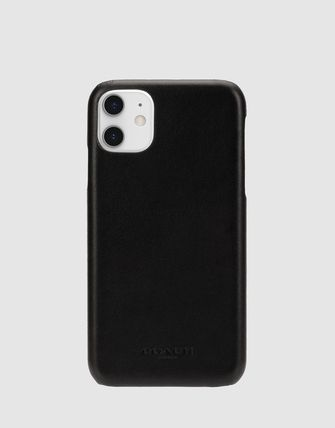 Coach iPhone・スマホケース 【COACH】Leather Slim Wrap Case for iPhone 11/11pro/11promax(10)