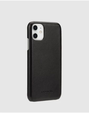 Coach iPhone・スマホケース 【COACH】Leather Slim Wrap Case for iPhone 11/11pro/11promax(13)