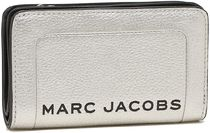 SALE! Marc Jacobs ロゴ コンパクト財布★L字ファスナー小銭入れ