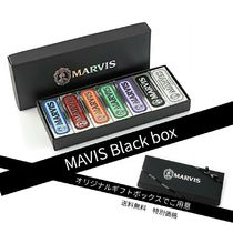 【Marvis】大人気 Black Box ギフト プレゼントボックス