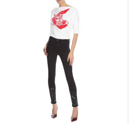 Vivienne Westwood デニム・ジーパン ☆Vivienne Westwood Anglomania★Yeated Jeggings(3)