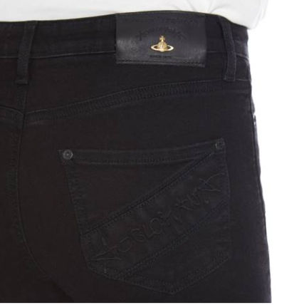 Vivienne Westwood デニム・ジーパン ☆Vivienne Westwood Anglomania★Yeated Jeggings(4)
