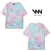 ★WV PROJECT★日本未入荷 韓国 Tシャツ Twist short sleeve mix