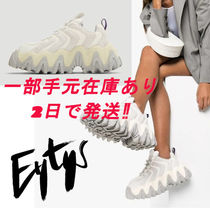 Eytys(エイティーズ) スニーカー EYTYS Halo Suede Sneakers in White