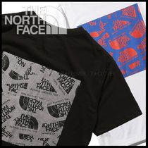 国内発送・正規品★THE NORTH FACE★MEN'S STICKER HALFDOME TEE