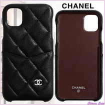 【20SS NEW】CHANEL_women /  iPhone XI PRO クラシック ケース