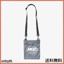[MAHAGRID] MGD SACOCHE BAG GREY(MG2ASMAB43A)