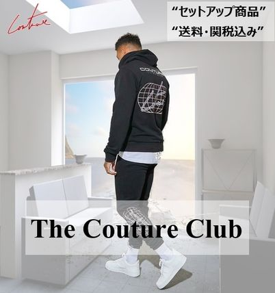 The Couture Club セットアップ 【The Couture Club】 日本未入荷 セットアップ ストライプ 半袖