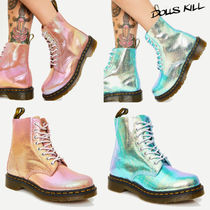 DOLLS KILL◆Dr. Martens◆1460 Pascal Duo Chrome Boots◆2色