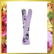 ★SALE★Printed jersey gloves