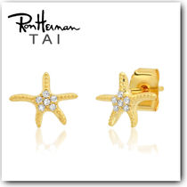 【関税込】Ron Herman ★TAI jewelry STARFISH ヒトデピアス