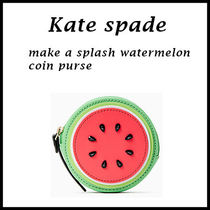 【Kate spade】make a splash watermelon coin purse すいか!