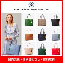 【Tory Burch】トートバッグ♪PERRY TRIPLE-COMPARTMENT TOTE