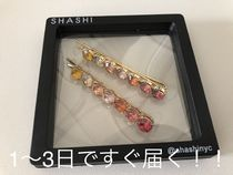 【SHASHI】Ombre Rose ヘアピンセット/送料関税込み