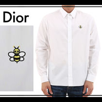 さりげなさ◇Dior X Kaws Bee Patch シャツ◇Dior