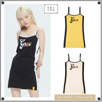 日本未入荷ROMANTIC CROWNのGNAC TANK DRESS 全3色