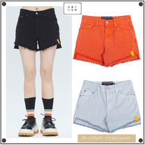 日本未入荷ROMANTIC CROWNのGNAC COTTON SHORTS 全3色