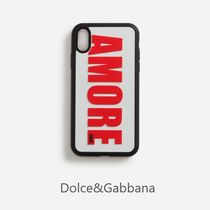 Dolce & Gabbana★送料込み★AMORE★IPHONE COVER XR
