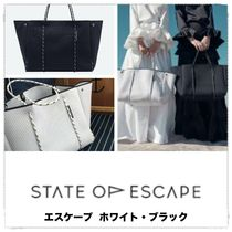 State of Escape(ステイトオブエスケープ) トートバッグ 【人気色】state of escape /エスケープトート モノトーンカラー