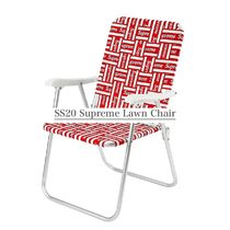 SS20 Supreme Director's Chair - シュプリーム チェア 椅子