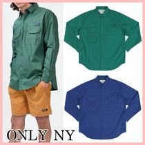 Only NY Saltwater Guide フライフィッシング 長袖 シャツ 2色