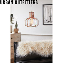 Urban Outfitters  Caila Copper Caged ペンダントライト 照明