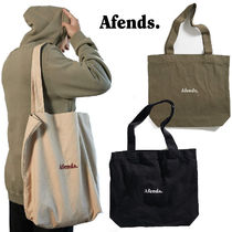 AFENDS(アフェンズ) トートバッグ 《日本未入荷》Byronbay発*AFENDS*Perch Up Tote Bag*