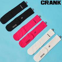 ★CRANK ★[3PACKS] LOGO SPORTS SOCKS★正規品/韓国直送料込