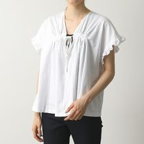 See By Chloe カットソー CHS20UJH24097 DRAPY TEES 半袖