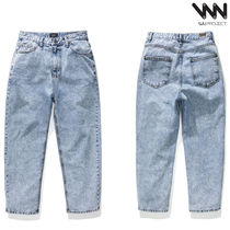 WV PROJECT★Tin Stone Denim Pants - MJLP7374