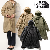 【THE NORTH FACE】マタニティレインコート