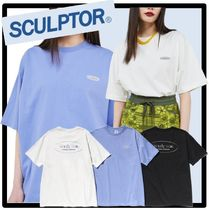 SCULPTOR(スカルプター) Tシャツ・カットソー ☆送料・関税込☆SCULPTOR★SCULPTOR Ellipse Tee★3色★