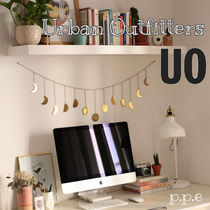 ◇Urban Outfitters◇Hammered Metal Moon Cycle Banner
