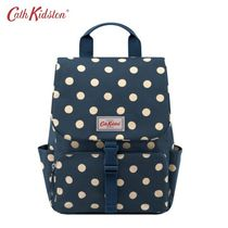 CATH KIDSTON BUTTON SPOT BUCKLE バックパック
