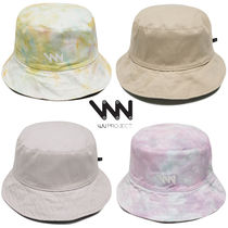 ★WV PROJECT★日本未入荷 韓国 Neo reversible bucket hat 2色