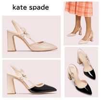 kate spade new york*adelaide pumps パンプス リボン付き 2色