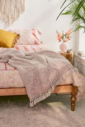 Urban Outfitters ブランケット(ひざ掛け) ◇Urban Outfitters◇スーパーソフトフリースブランケット(11)