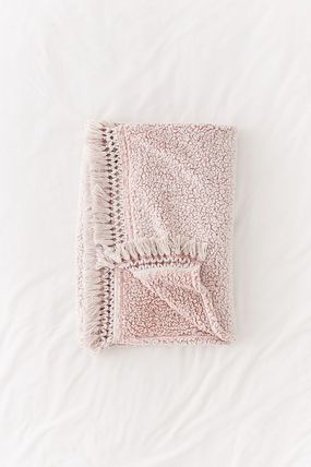 Urban Outfitters ブランケット(ひざ掛け) ◇Urban Outfitters◇スーパーソフトフリースブランケット(12)