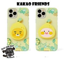 【Kakao Friends】iPhone ケース + スマートトック付き