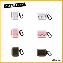 ☆Casetify☆ Air Pods  リングケース Boobs ♪