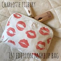 【Charlotte Tilbury】1st edition☆メイクアップポーチ