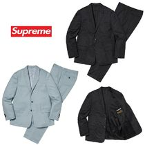 20SS Week12 Supreme Wool Suit スーツ セットアップ S~XL